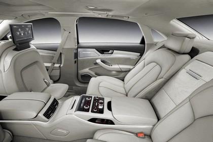 2013 Audi A8 ( D4 ) L W12 quattro - USA version 8