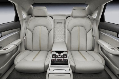 2013 Audi A8 ( D4 ) L W12 quattro - USA version 9