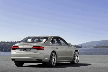 2013 Audi A8 ( D4 ) TDi quattro - USA version 3