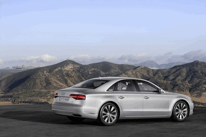 2013 Audi A8 ( D4 ) TFSI quattro - USA version 3