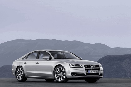 2013 Audi A8 ( D4 ) TFSI quattro - USA version 4
