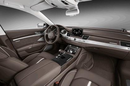 2013 Audi A8 ( D4 ) TFSI quattro - USA version 14