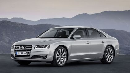 2013 Audi A8 ( D4 ) TFSI quattro - USA version 9