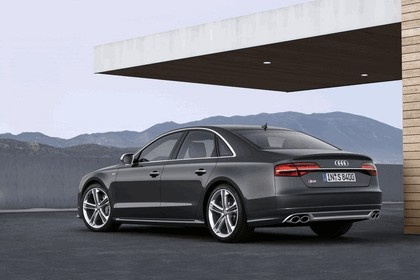 2013 Audi S8 ( D4 ) - USA version 2