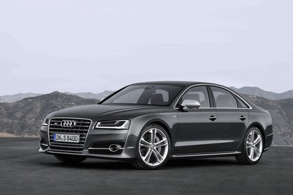 2013 Audi S8 ( D4 ) - USA version 5