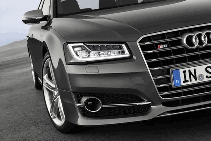 2013 Audi S8 ( D4 ) - USA version 9
