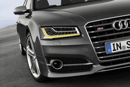 2013 Audi S8 ( D4 ) - USA version 11