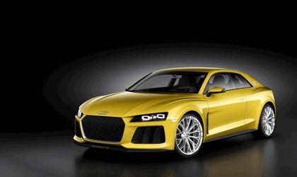 2013 Audi Sport quattro concept 1