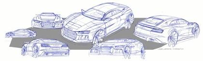 2013 Audi Sport quattro concept 10