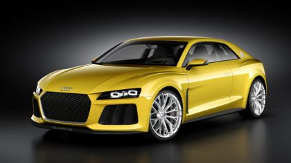 2013 Audi Sport quattro concept 7