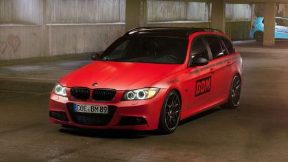 2013 BMW 330d ( E91 ) by BBM Motorsport 3