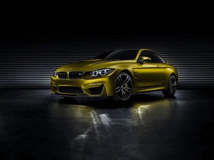 2013 BMW M4 ( F32 ) coupé concept 1