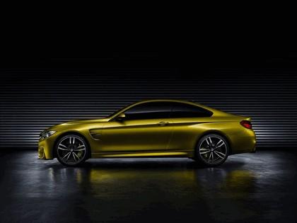 2013 BMW M4 ( F32 ) coupé concept 2