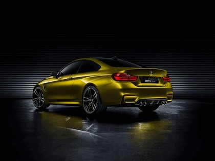 2013 BMW M4 ( F32 ) coupé concept 3