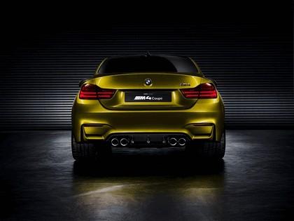 2013 BMW M4 ( F32 ) coupé concept 6