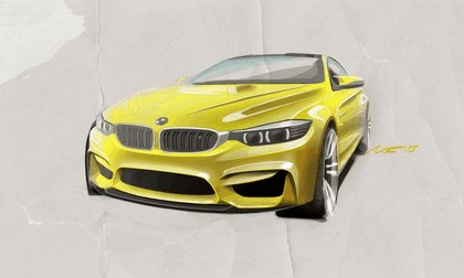 2013 BMW M4 ( F32 ) coupé concept 12