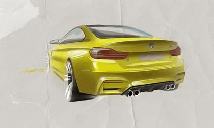 2013 BMW M4 ( F32 ) coupé concept 13