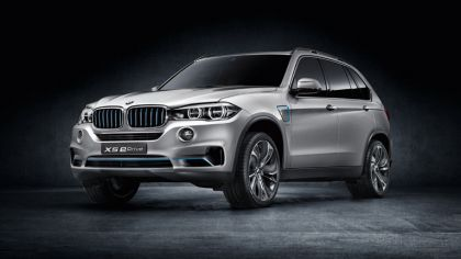 2013 BMW X5 eDrive concept 4