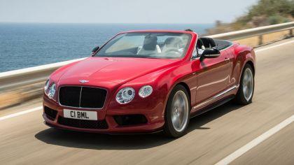 2013 Bentley Continental GTC V8 S 6