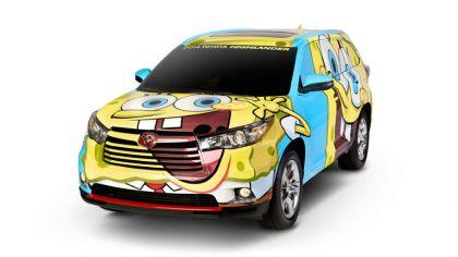 2014 Toyota Highlander Spongebob 6