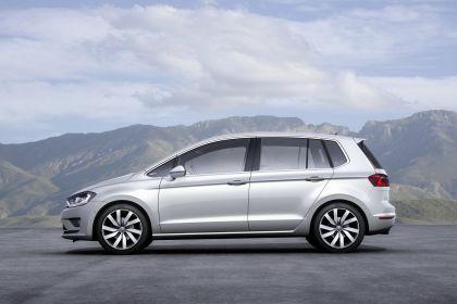 2014 Volkswagen Golf ( VII ) Sportsvan 2