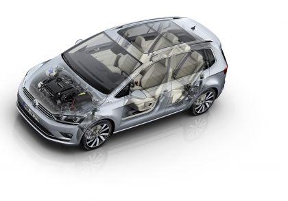 2014 Volkswagen Golf ( VII ) Sportsvan 32