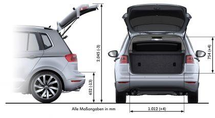 2014 Volkswagen Golf ( VII ) Sportsvan 39