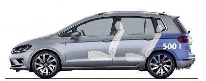 2014 Volkswagen Golf ( VII ) Sportsvan 40