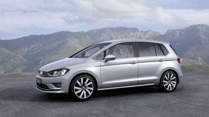 2014 Volkswagen Golf ( VII ) Sportsvan 3