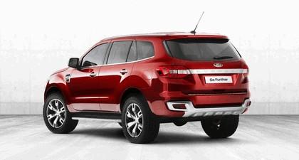 2013 Ford Everest concept - Australian version 2