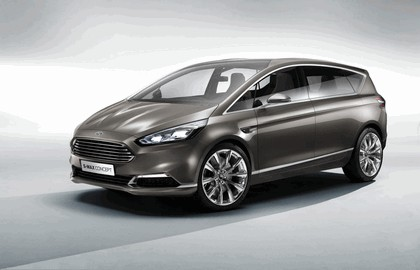 2013 Ford S-Max concept 1
