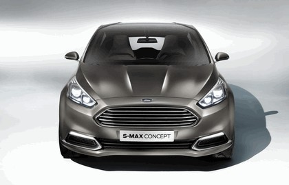 2013 Ford S-Max concept 4
