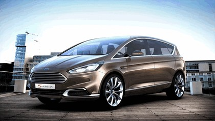 2013 Ford S-Max concept 17