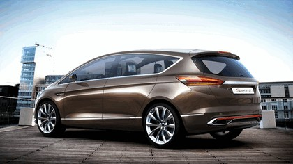 2013 Ford S-Max concept 18