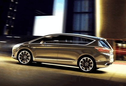 2013 Ford S-Max concept 20