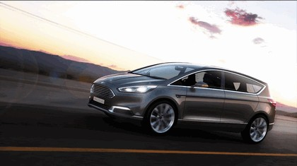 2013 Ford S-Max concept 23