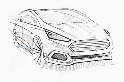 2013 Ford S-Max concept 26