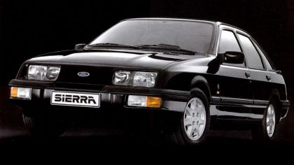 1984 Ford Sierra XR4x4 5