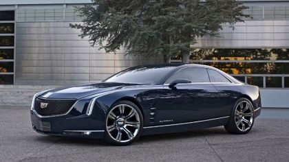 2013 Cadillac Elmiraj concept 5