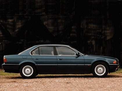 1994 BMW 740i ( E38 ) - UK version 2
