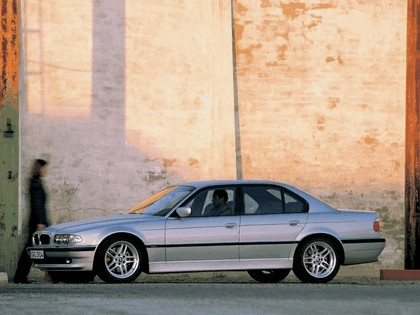 1999 BMW 740d ( E38 ) 2