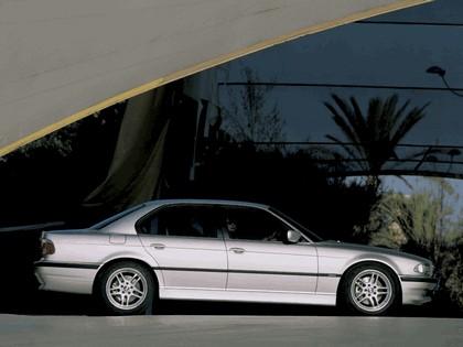1999 BMW 740d ( E38 ) 3
