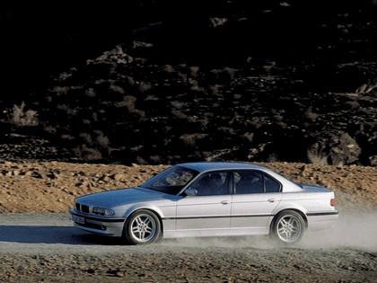1999 BMW 740d ( E38 ) 4