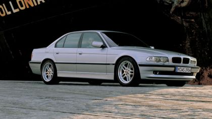 1999 BMW 740d ( E38 ) 8
