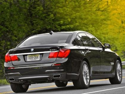 2010 BMW 740i ( F01 ) - USA version 3