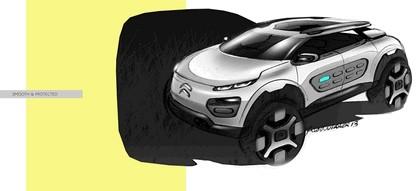 2013 Citroën Cactus concept 55