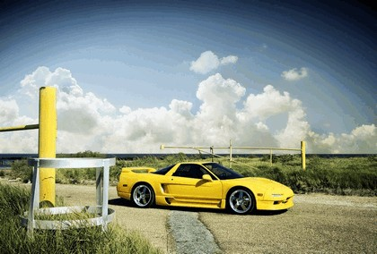 1991 Acura NSX Photography by Webb Bland 4