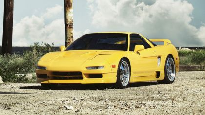 1991 Acura NSX Photography by Webb Bland 2