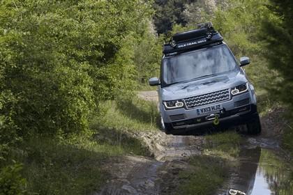 2013 Land Rover Range Rover ( L405 ) SD V6 hybrid prototype 3