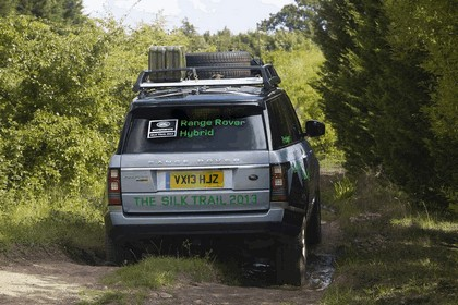 2013 Land Rover Range Rover ( L405 ) SD V6 hybrid prototype 6